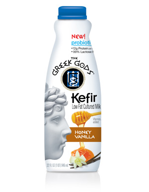 Post image for New in the Market: Kefir – The Greek Gods, Helios and Lifeway